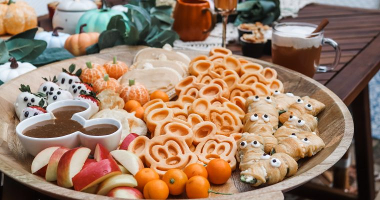 Fall Brunch Board Recipes and Ideas