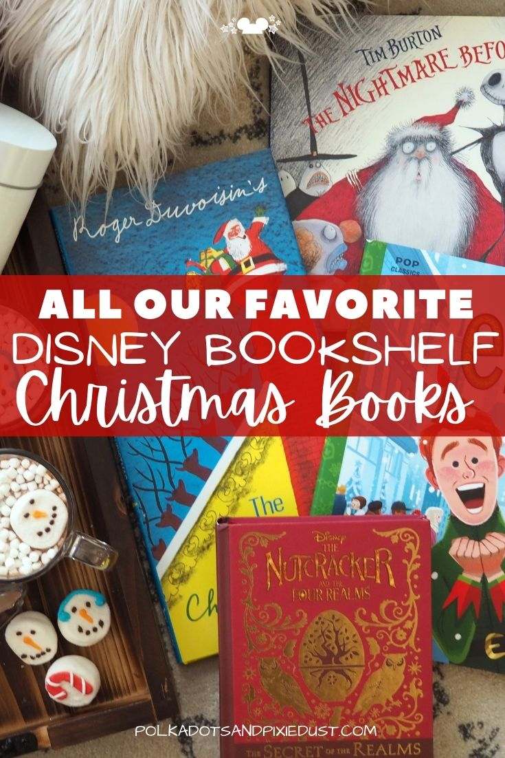 Disney Christmas Books for the Holidays! The best Children's Illustrated Christmas books and fun Holiday Gift Books