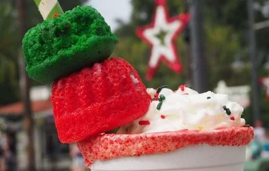 New Christmas Snacks at Walt Disney World 2020