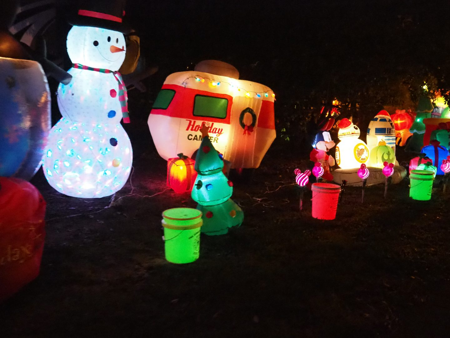Fort Wilderness Christmas Decorations