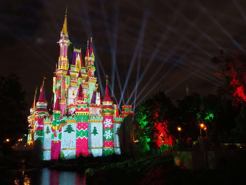 Christmas at Walt Disney Wrold