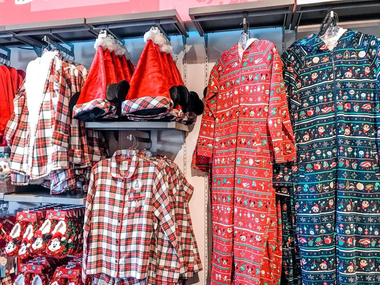 Disney Pajamas for Christmas