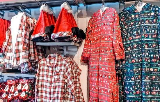 Disney Christmas Pajamas for the whole family
