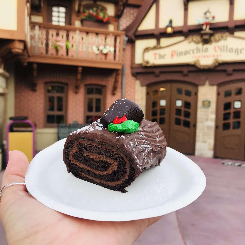 New christmas Snacks at Walt Disney World