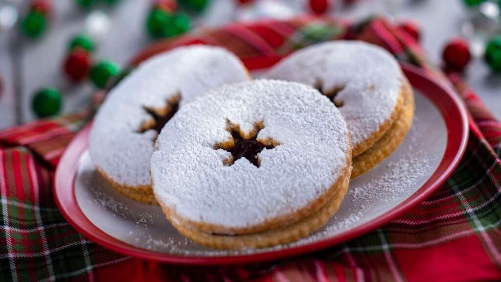 Linzer Cookies- Bavaria Holiday Kitchen
