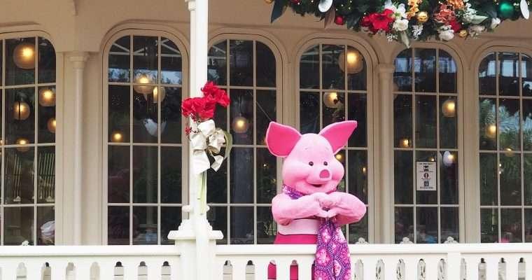 The Crystal Palace Restaurant Character Dining at Magic Kingdom