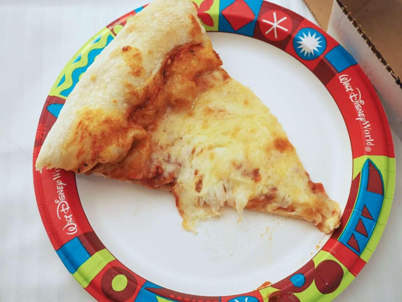 pizza window pizza at Disney