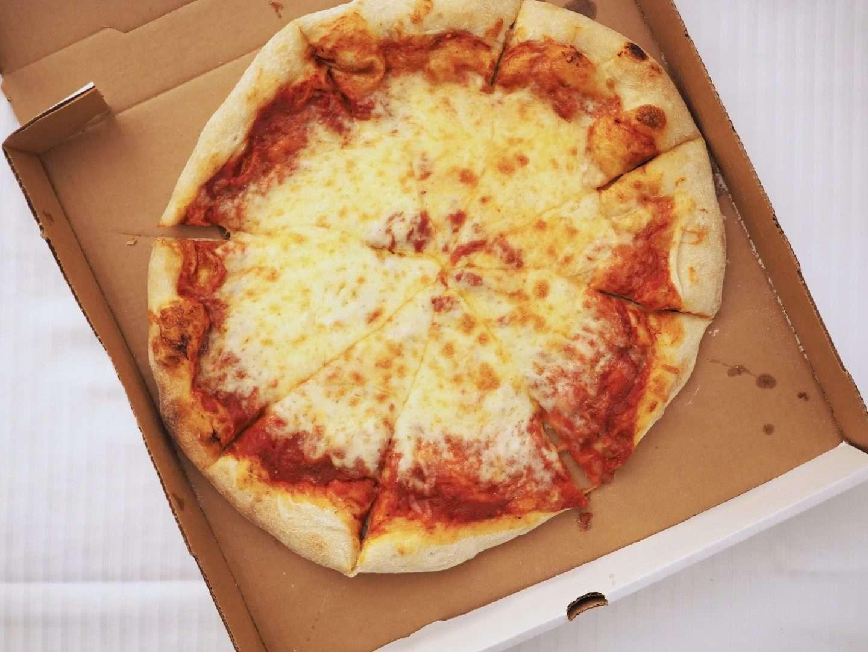 pizza at Walt Disney World