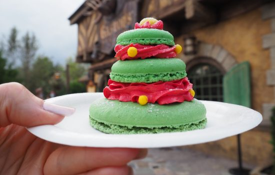 Disney Christmas Recipes from Disney Parks