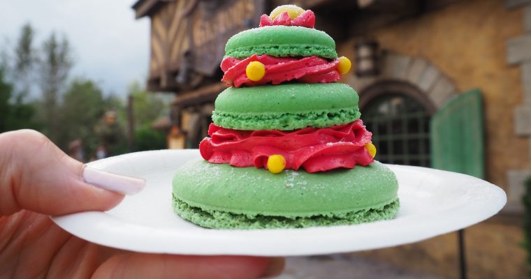 Disney Christmas Recipes from Disney Parks
