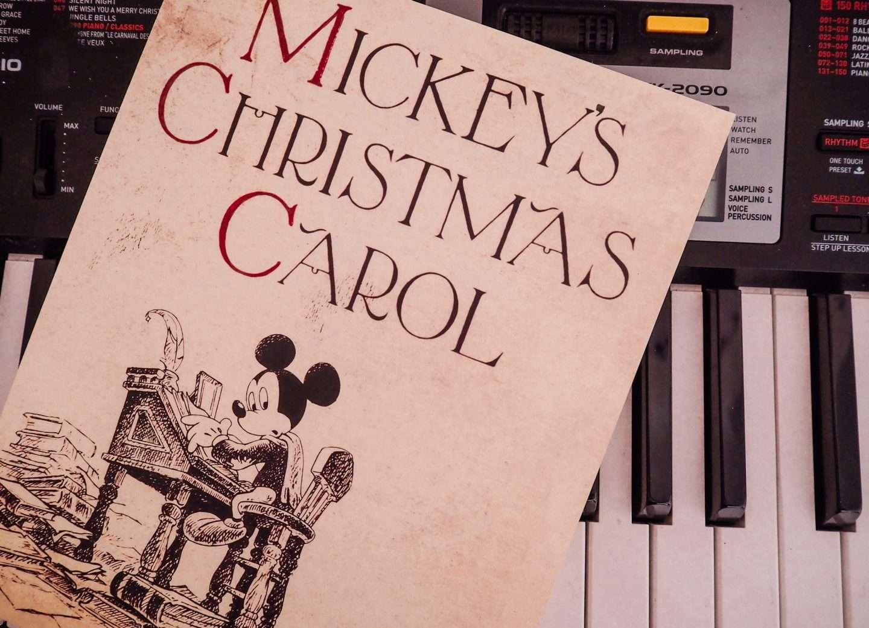 Mickey's Christmas Carol Piano
