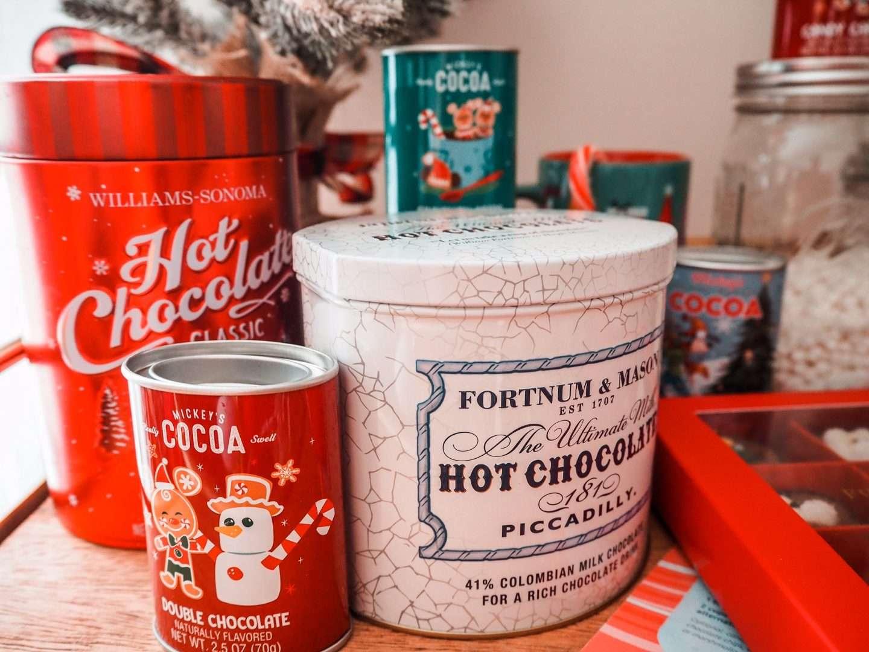 Hot Cocoa Christmas Cocoa