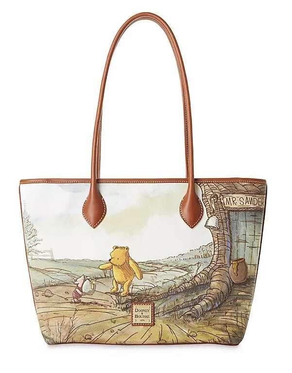 Winnie The Pooh Dooney and Bourke