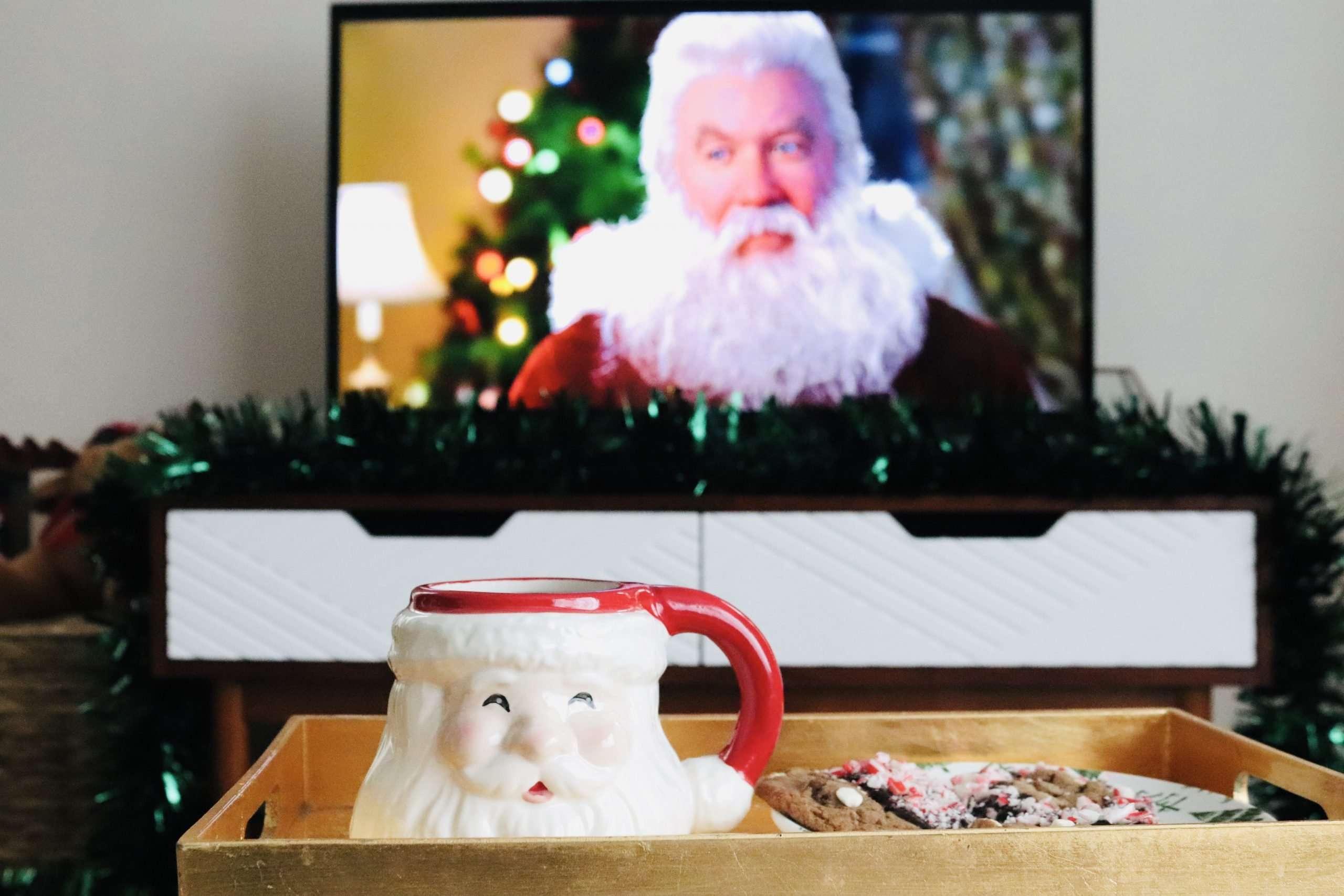 Santa Clause movie night