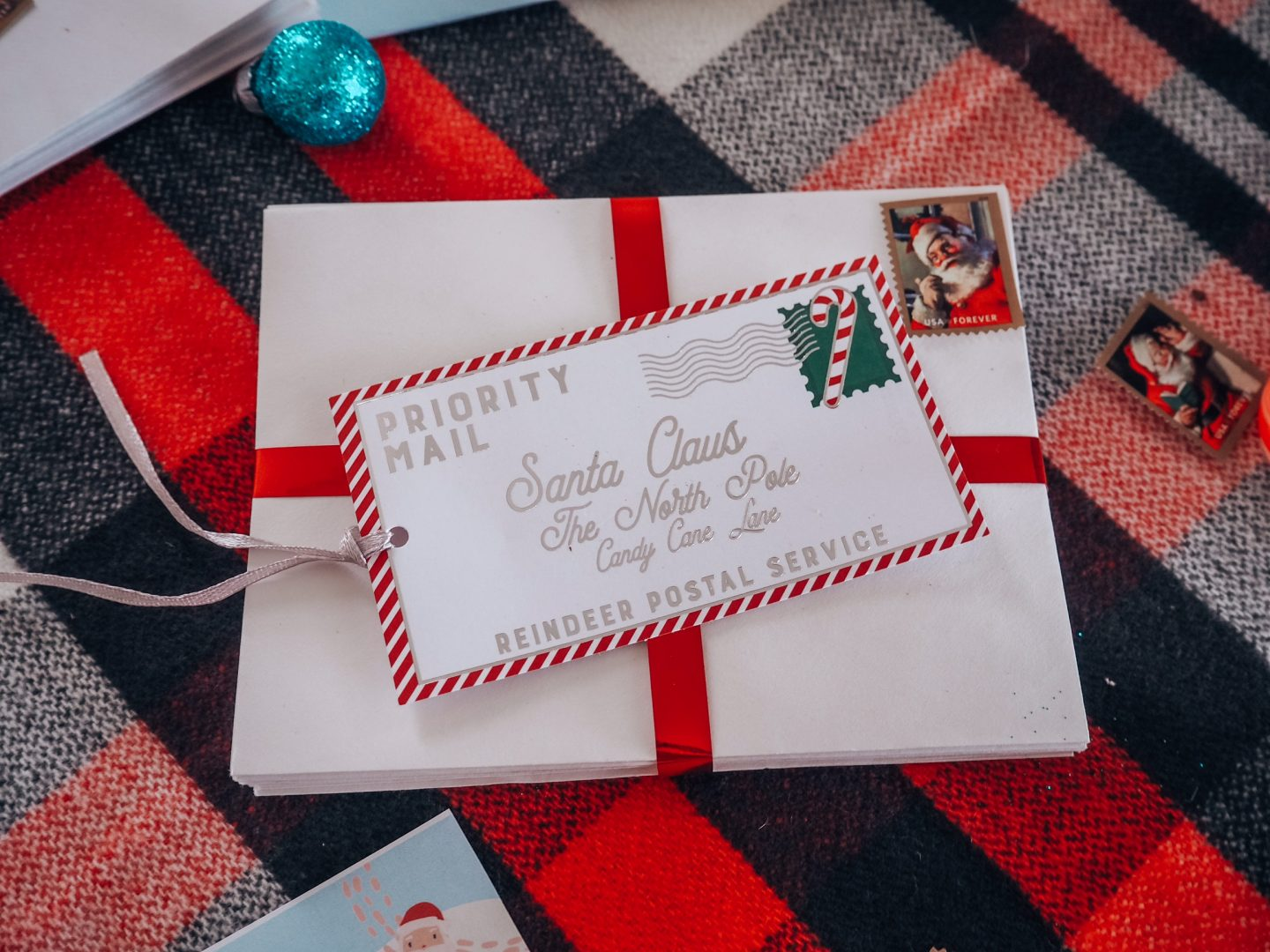 Write Letters to Santa Claus