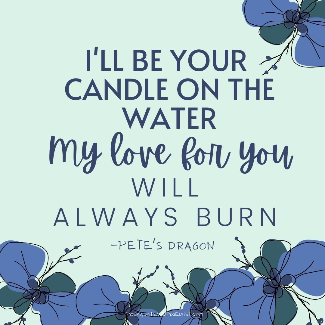 Pete's Dragon Quotes