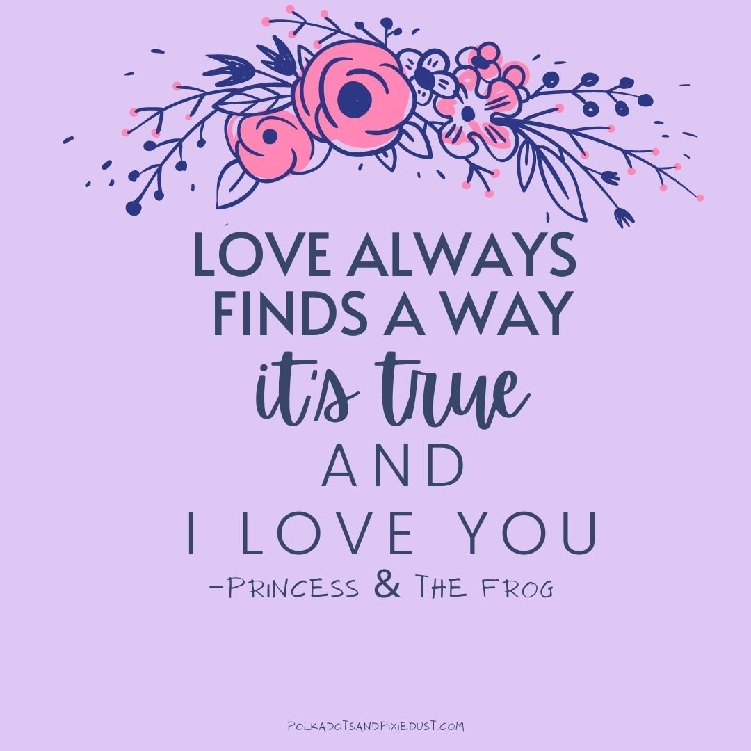 Princess and the Frog Quotes