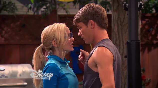 Liv and Maddie Disney Valentine's Day Episode