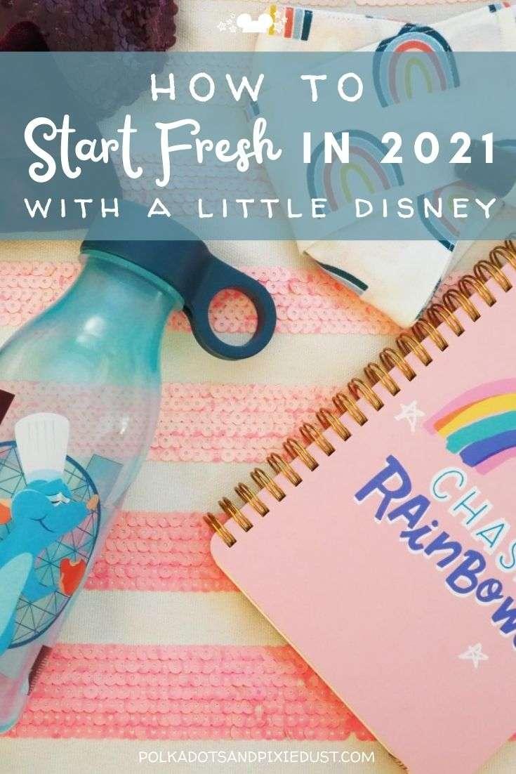 Disney New Years Start Fresh