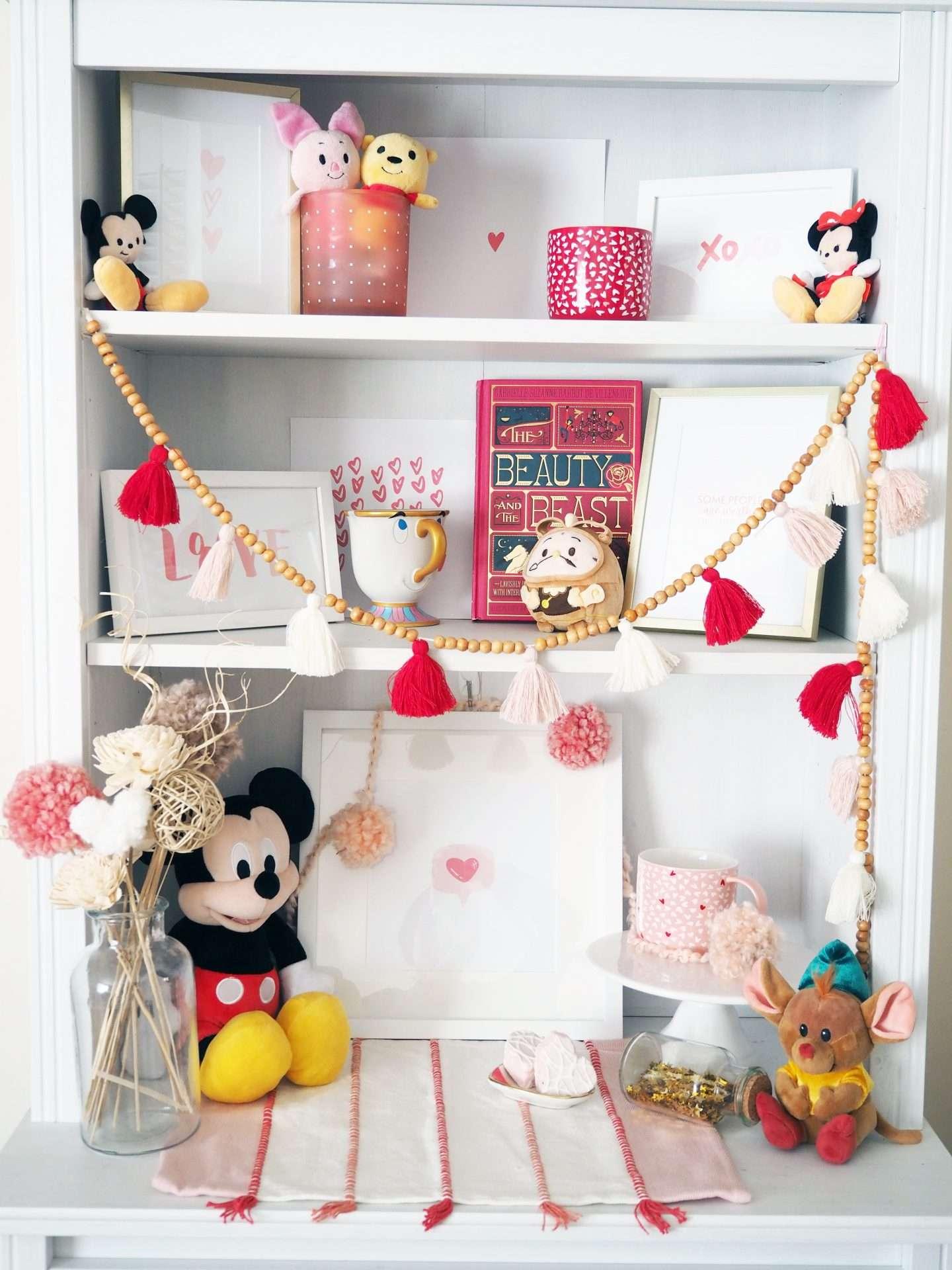 Disney Valentine's Day DEcorations
