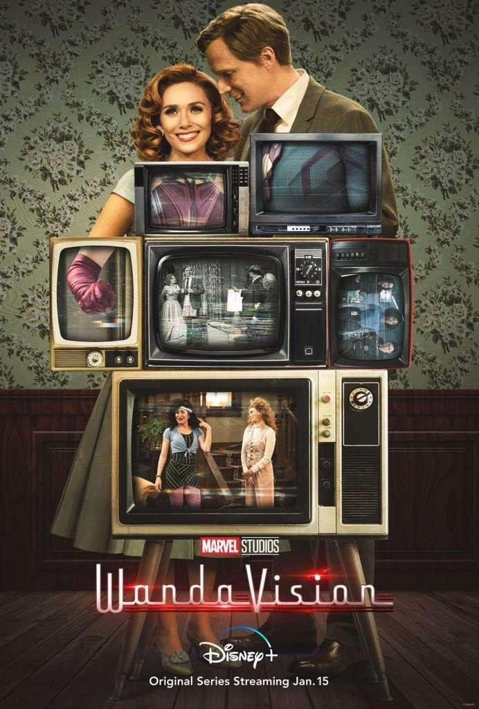 Wanda Vision Marvel Phase 4