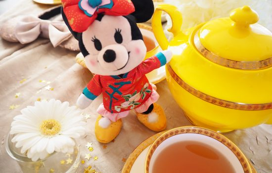 Disney Chinese Lunar New Year Celebration at Home