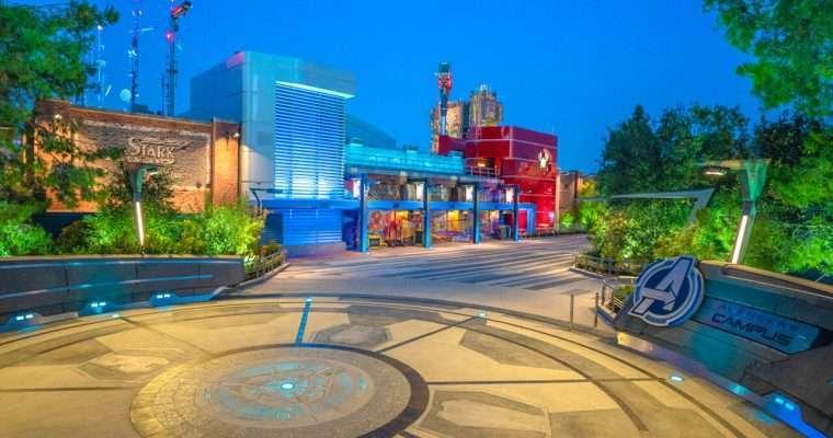 Avengers Campus is Coming to Disney California Adventure
