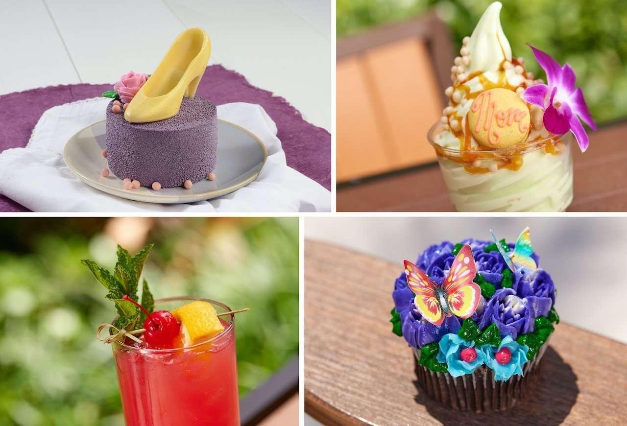 Disney Mother's Day Snacks at Walt Disney World
