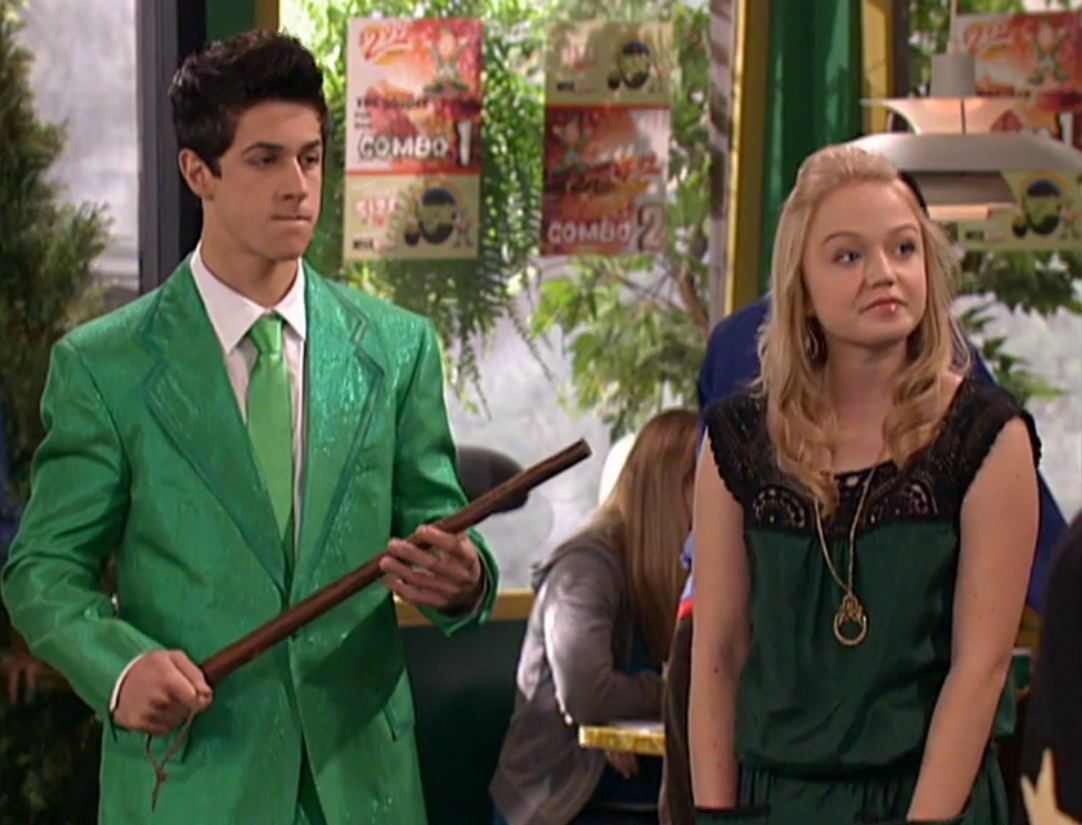 Wizards of Waverly Place Leprechaun Grill