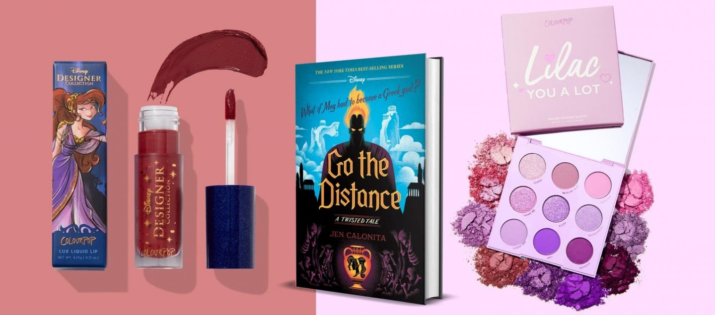 Go the Distance Twisted Tale Hercules Book