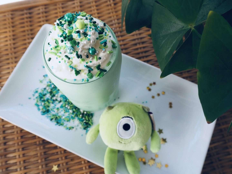 Shamrock Shake Milkshake Recipe