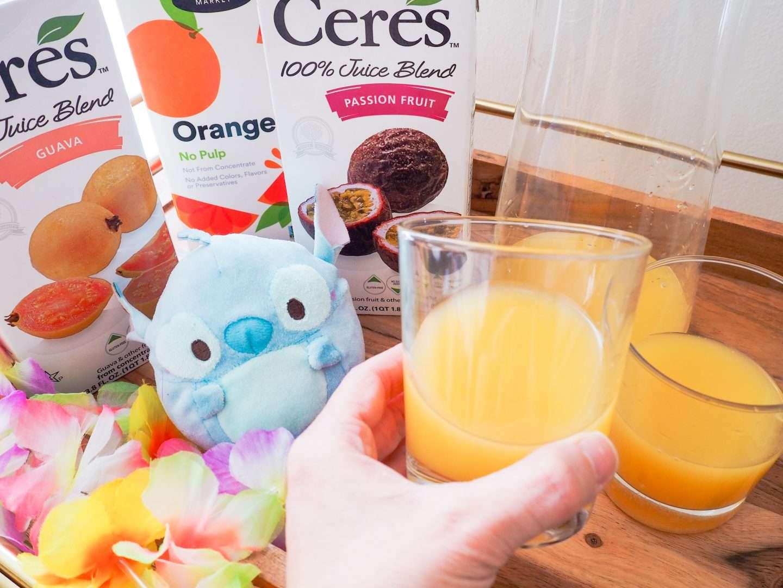 POG Juice from Walt Disney World