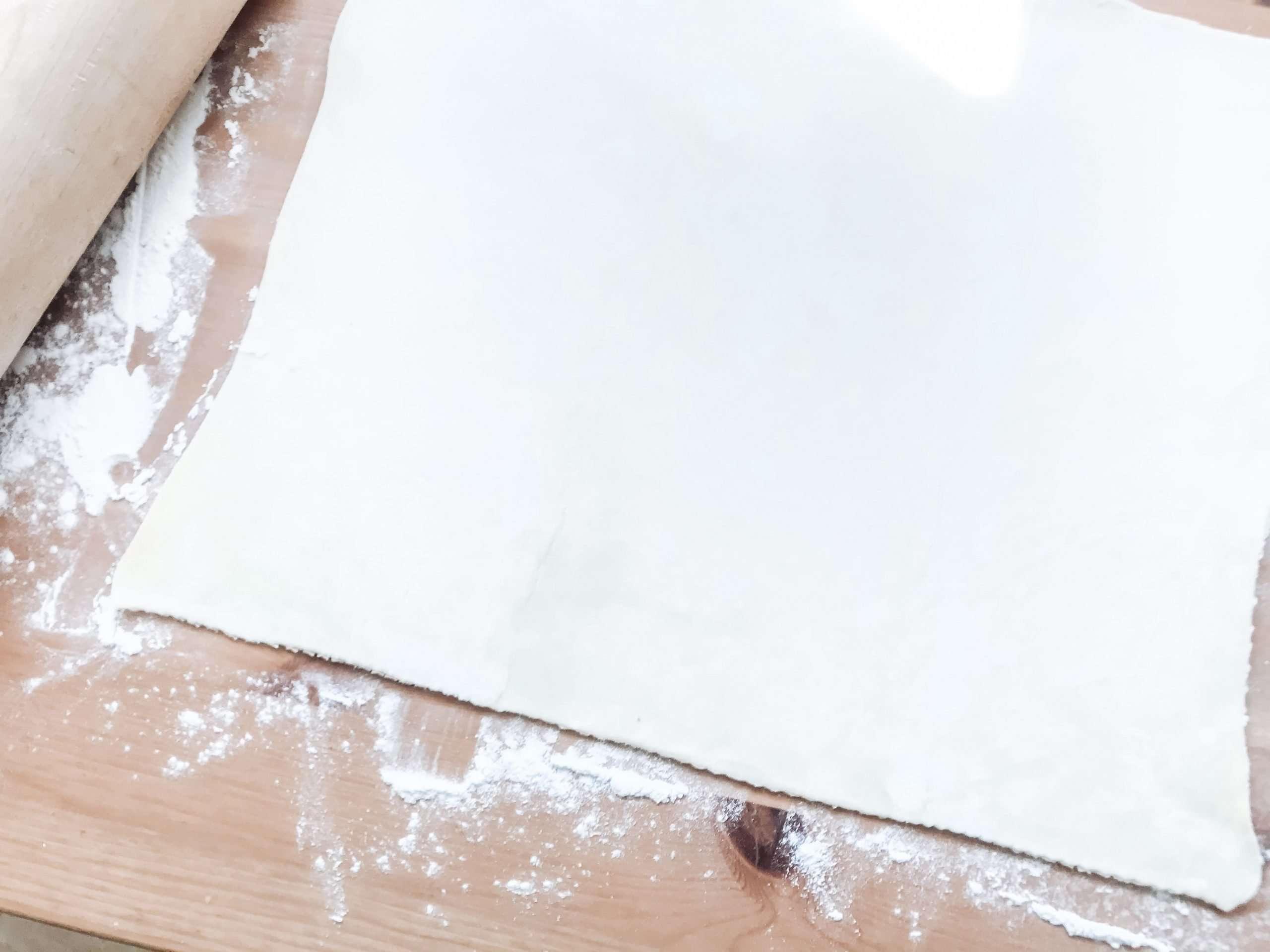 Warm Cheese Strudel Copycat Recipe