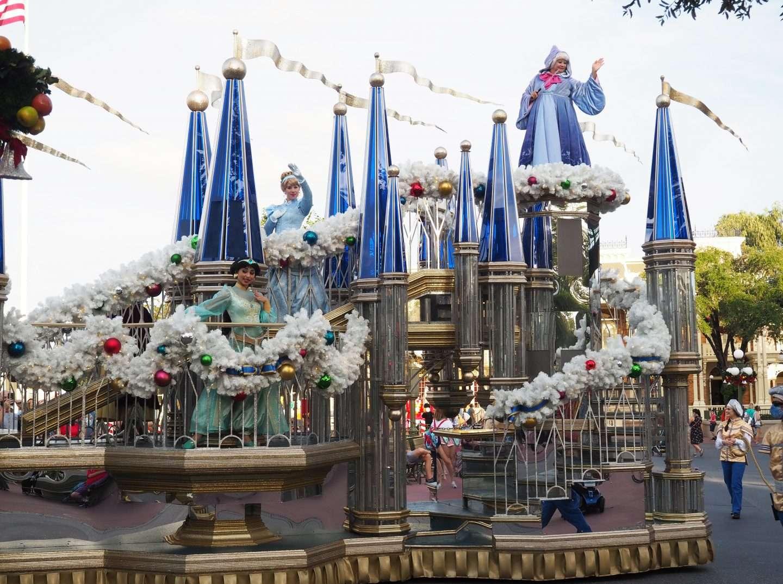 Disney Princess Cavalcade at Magic Kingdom