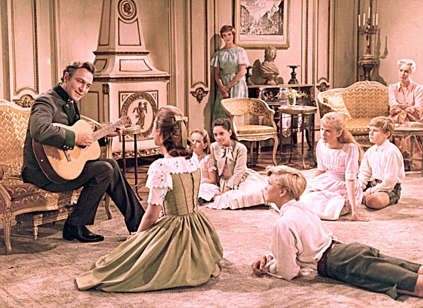 Sound of Music Easter Movies on Disney