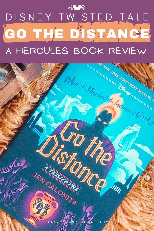 Hercules Disney Twisted Tale Book