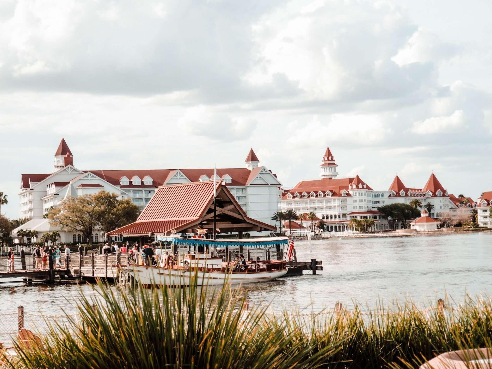 Disney Resorts with Boat Transportation A Free Disney Day