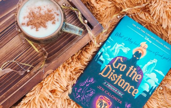 Go the Distance Hercules Twisted Tale Book Review