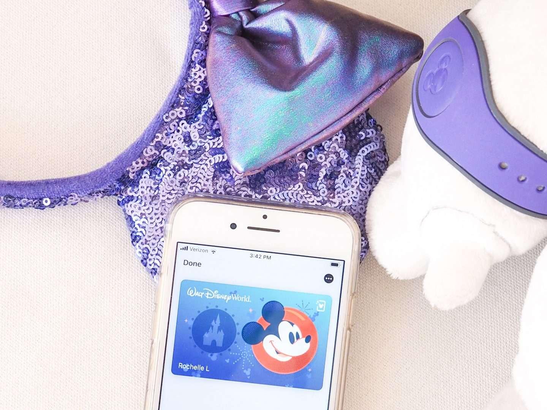 Disney's MagicMobile Service on iPhone
