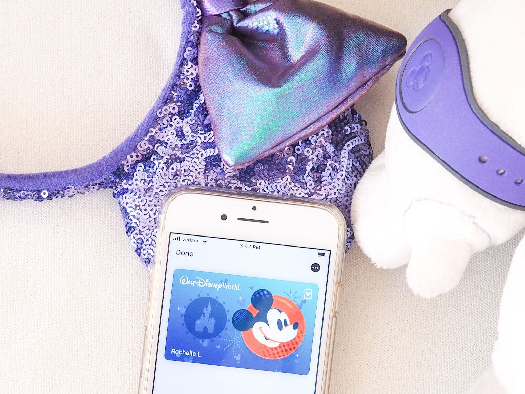 Disney's MagicMobile Wallet A Quick Guide