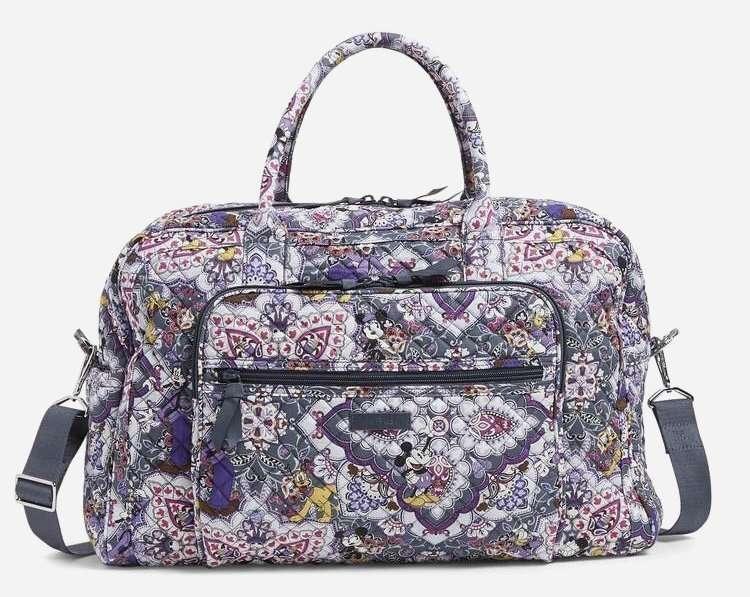 Disney weekender bag, disney bag, magical weekender bag, disney duffel, disney carryon