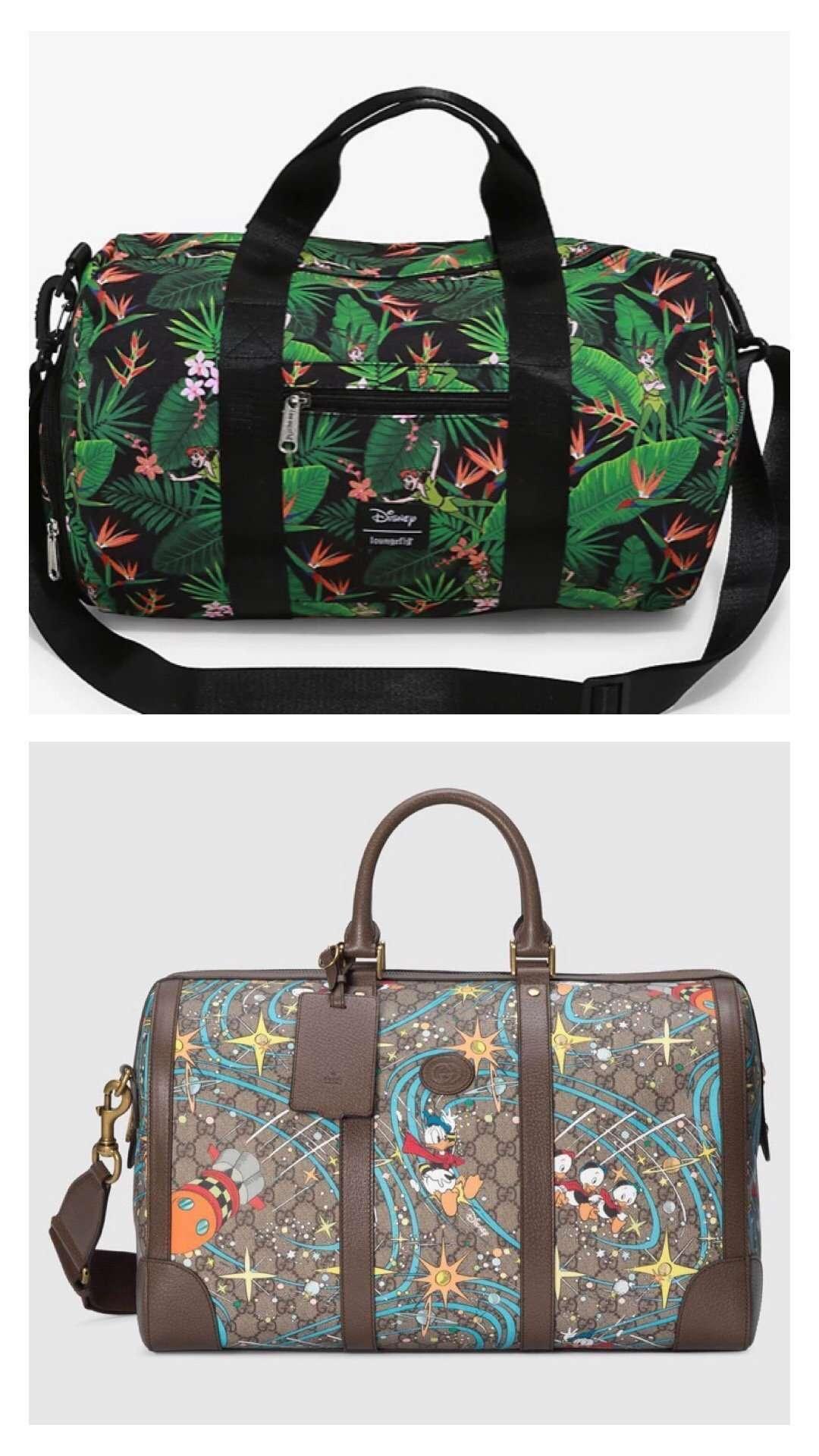 Disney weekender bags