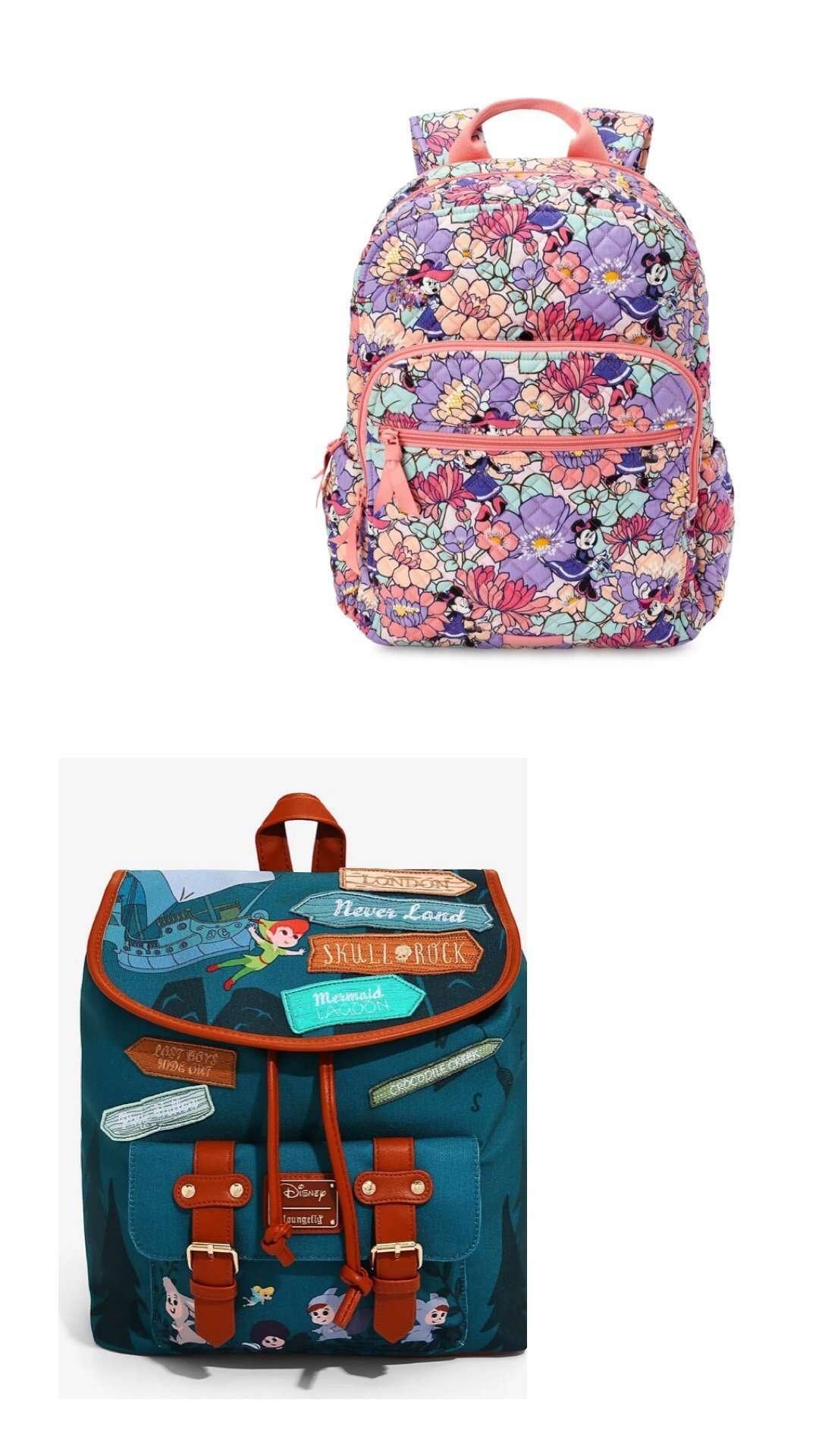 disney weekender bag, disney backpack, magical weekender bag, disney carryon