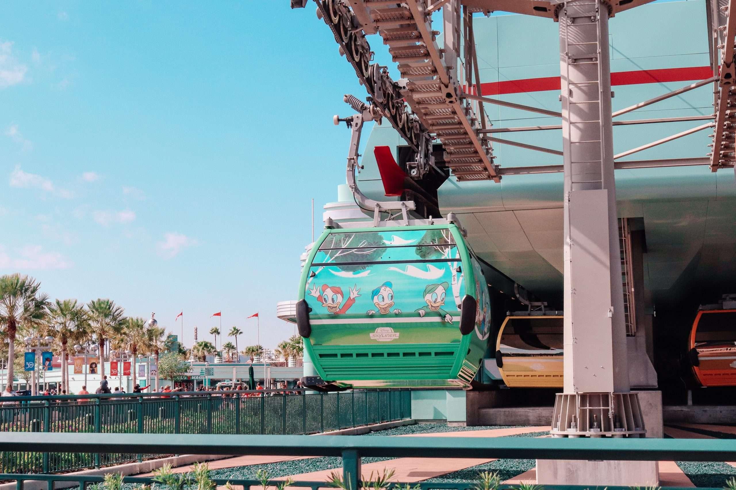 Eco Friendly Travel Walt Disney World