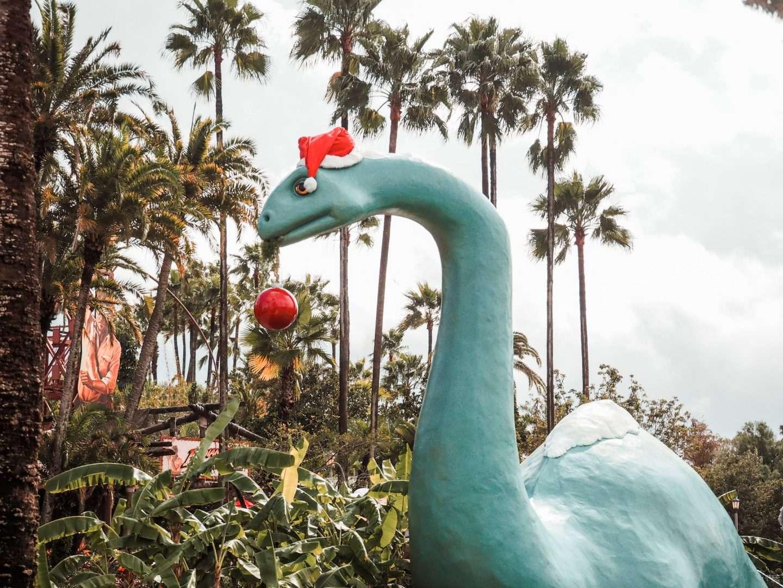 Best Spots in Hollywood Studios Gertie the Dinosaur