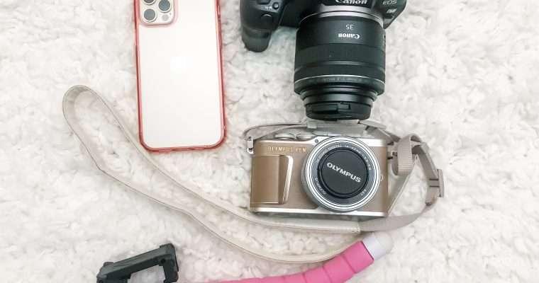 Disney Camera Bag Essentials: What's in My Bag?