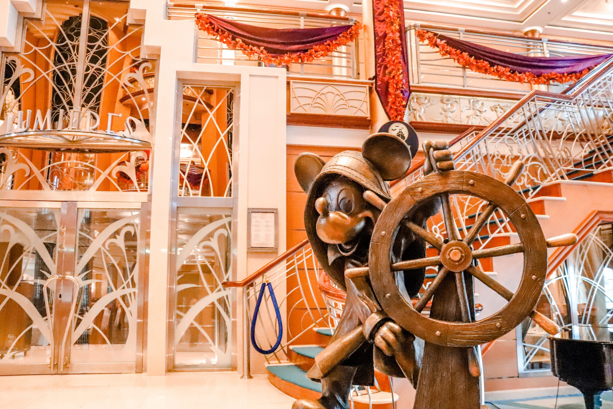 Disney Magic Cruise Photo Tour