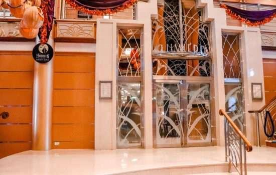Disney Magic Cruise Restaurants and Dining