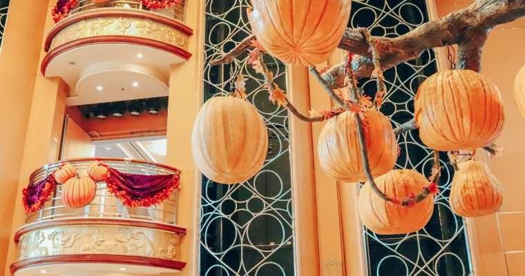 Halloween on the High Seas Disney Cruise Guide