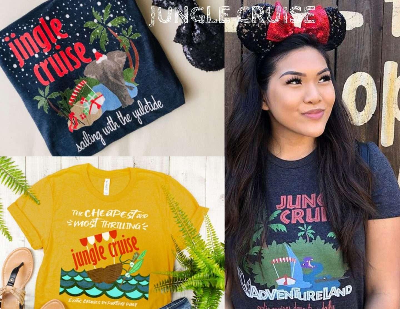 Jungle Cruise Shirts